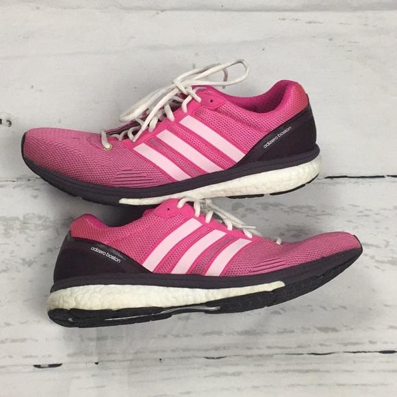 adidas Chaussures Boost Adizero Boston Running Poshmark